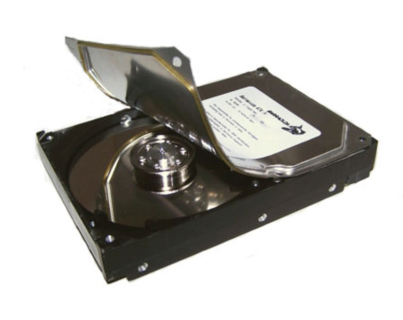 Recover data from hard drive failure